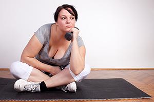 Целевые упражнения избавят от второго подбородка