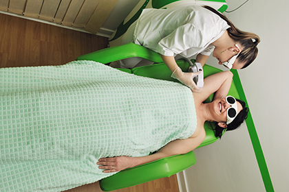 Лазерное удаление волос: достоинства и недостатки