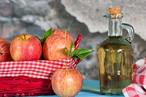 Лечебное похудение на яблочном уксусе