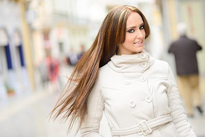 Нарощенные волосы - пряди совершенства