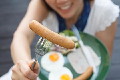 Раздельное питание для похудения без вреда здоровью