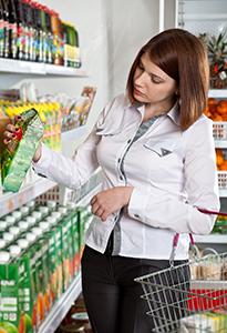 Выбор магазинного сока (много фруктозы)