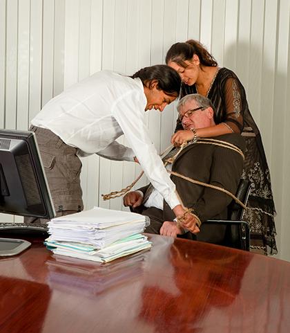 Переворот в кабинете директора