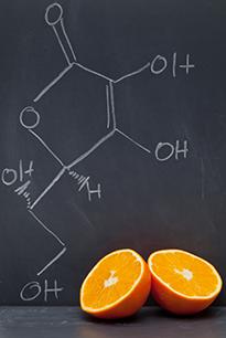 Химическая формула витамина C
