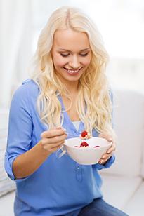 Низкокалорийное питание поможет восстановить печень