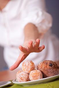 Сладости, соленое и консервы запрещены