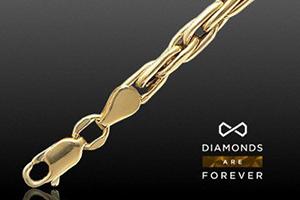 Золотой браслет для мужчин