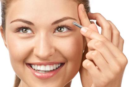 Секреты красоты для девушек - брови