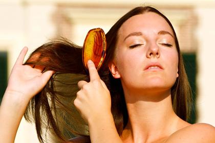 Женские секреты красоты - уход за волосами