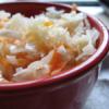 Квашеная капуста для похудения: суточная норма витаминов в одной ложке