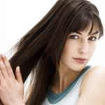 Сухие безжизненные волосы