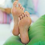 Как вывести шипицу на ноге