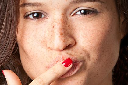 Перечень причин появления заед на губах
