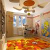 Интерьер детской комнаты в типовой квартире