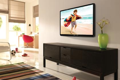 Какую выбрать диагональ телевизора