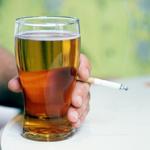 Влияние сигарет на тяжесть похмелья