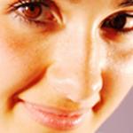 Жирная пористая кожа лица